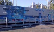 Pärnusse rajatakse Eesti esimene vesinikkütuse tankla