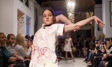 Delfi на Таллиннской неделе моды 2017: Надень эстонское искусство!