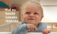 Kui su beebi oskaks rääkida, siis mida ta räägiks enda öö kohta?