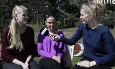 DELFI VIDEO: Kui ohutult tunnevad inimesed end Rahumäe terviserajal pärast šokeerivat rünnakut?