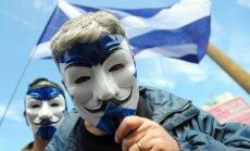 Tänavu on Šotimaa iseseisvuse toetuseks korraldatudmitu suurt meeleavaldust. Pildil juulikuine miiting Glasgow's