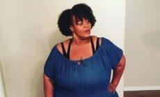 Uskumatu! Maailma kõige paksem naine kaotas poole enda kaalust ja otsib Tinderis armastust