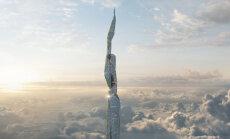 Kodu aastal 2062: heitgaase õgiv viie kilomeetri kõrgune tornhoone