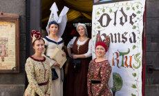 Kaevetööd Tallinna vanalinnas sundisid Olde Hansa külalisi sööma mulda, kive ja kruusa