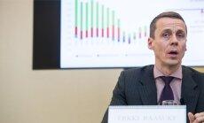 Majandusarengu töörühma juht Erkki Raasuke
