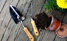 Высокое качество садовых инструментов — помощь в саду