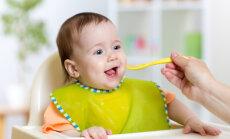 Lihtne lapse toitumise juhend sünnist kuni esimese eluaastani
