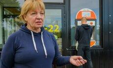 Kõlleste valla sotsiaaltöötaja Küllike Kaldoja on seda meelt, et pangakaardi kõrval peab rahakotis alati ka sula   raha olema.