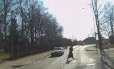 VIDEO: Bussijuht tutvustab ülikoolilinna liikluskultuuri – valik pardakaamera salvestisi