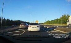 LUGEJA VIDEO: Reegleid rikkudes juhtubki õnnetus nagu täna hommikul Järvevana teel