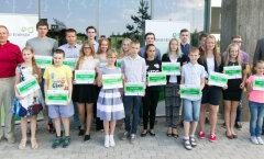 Eesti Energia и Союз самоуправлений Ида-Вирумаа выдали стипендии 25 одаренным молодым людям