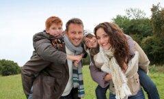 Miks mõned vanemad saavad oma lastega väga hästi läbi ja teised ainult tülitsevad?