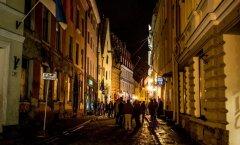 Öine Tallinna vanalinn