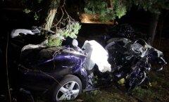 Pärnamäe tee liiklusõnnetus