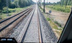 Почему отсутствует железнодорожное сообщение между Эстонией и другими странами Европы