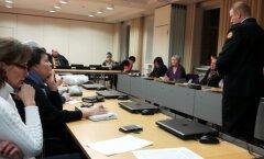 Спасатели и полиция Кохтла-Ярве — за тесное сотрудничество с КТ