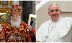 Kirill ja Franciscus