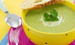 Retseptid nädalavahetuseks: supid, millega figuurisõbralikult ja lihtsa vaevaga kõhtu täita
