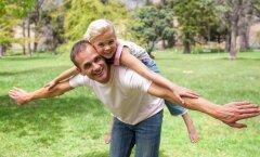 Pooleks jagatud hooldusõigus muudab mehed laste suhtes hoolivamaks