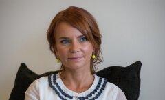 Keit Pentus-Rosimannus on Keskkonnaministeeriumi minister