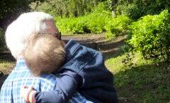 Südamlik GALERII: Ideaalne vanaisa koos oma lapselastega aega veetmas