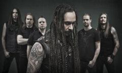 Soome metalmuusika üks alustalasid Amorphis esineb taaskord Eestis