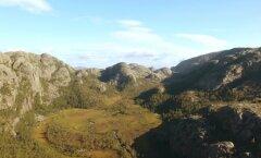 VIDEO ja FOTOD: Norras avati Eesti arhitektide projekteeritud mägihütid