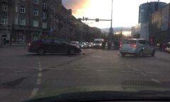 Õnnetus Stockmanni ristmikul