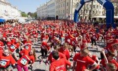 Homme jookseb 8000 last 18 paigas üle Eesti