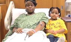 Tubli laps! Nelja-aastane tüdrukutirts päästis oma raseda ema ja kõhubeebi elu!
