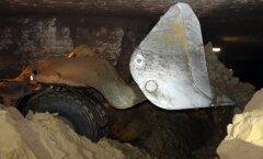 Põlevkivi kaevandamine langes Eestis märtsis tervelt 40 protsenti