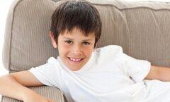 Tähtis tabel: kui vanalt ja kui kauaks võib lapse üksi koju jätta?
