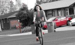Viis eriti head põhjust, miks kohe jalgratta selga hüpata