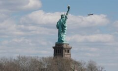 Statue Of Liberty Evacuation