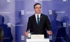 Välisminister Mikser: NATO-EL koostöö süvendamine tugevdab Euroopa julgeolekut ja euroatlantilist sidet