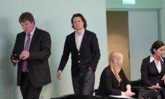 Pankur Tõnis Haavel ilmus lõpuks kohtusse, kaitsja taotles mõistliku menetlusaja lõppemise tõttu kohtuasja tühistamist