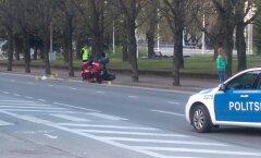 ATV õnnetus Pärnus