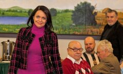 Lõuna-Eesti keskerakondlaste kohtumine Edgar Savisaarega