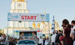 Keila mees juhib Monte Carlo elektriautode rallit