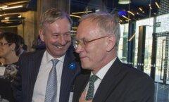 Kokkuleppega on põhjust rahul olla nii Siim Kallasel kui ka Eiki Nestoril – esimene astus sammu presidenditooli poole, teine saab kampaaniast väärika maandumise.