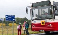 """Koolilapsi vedav juristist bussijuht: """"See koorem on kallim kui kuld"""""""