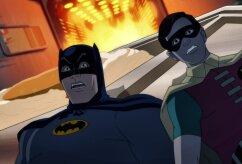 """TREILER: Algupärased Batmani ja Robini näitlejad naasevad animatsiooniga """"Batman: Return of the Caped Crusaders"""""""