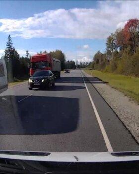 LUGEJA VIDEO: jätkuvad ohtlikud möödasõidud põhimaanteel