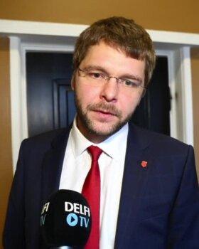 VIDEO | Ossinovski Reinsalu umbusaldamisest: küsimus on, millisel viisil toetada poliitilist initsiatiivi, mille algatajal tasuks sel teemal suu kinni hoida
