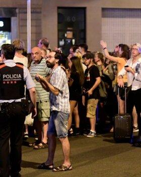 VIDEO, FOTOD JA OTSEBLOGI | Barcelona surmaauto juhtimises kahtlustatakse 17-aastast marokolast