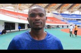 Sambia supertalent jooksis 100 meetris imelise aja