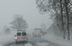 Департамент предупреждает: надвигается сильный снегопад