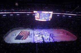 Jäähoki, NHL, Los Angelesi Staples Center areen