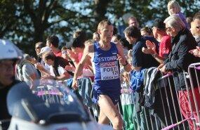 Roman Fosti jooksis Jaapanis hooaja tippmargi