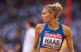 Kõrgushüppaja Eleriin Haas avas Soomes hooaja